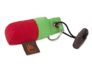 Minidummy Hellgrün/Rot