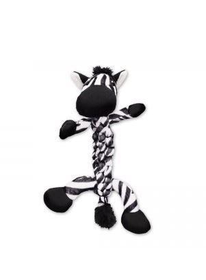KONG BraidZ Zebra S