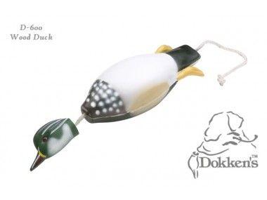 Dokkens Dead Fowl Brautente (Wood Duck)