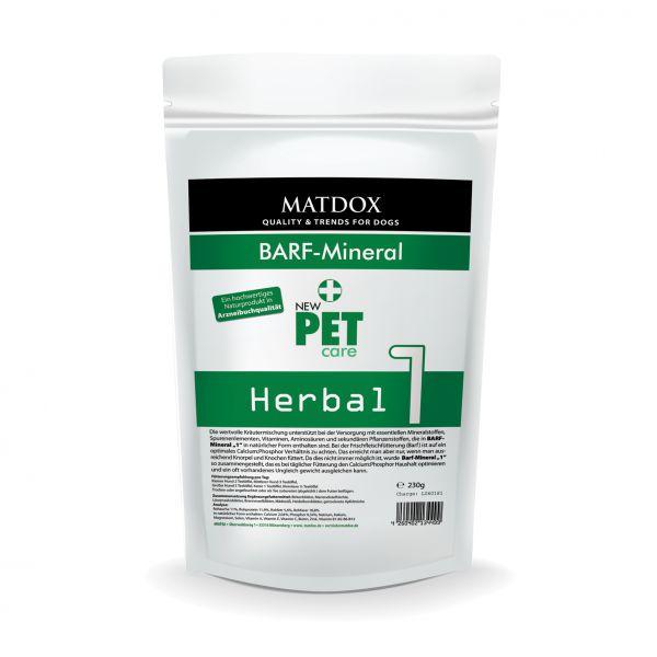 Herbal 1 BARF Mineral Kräutermischung