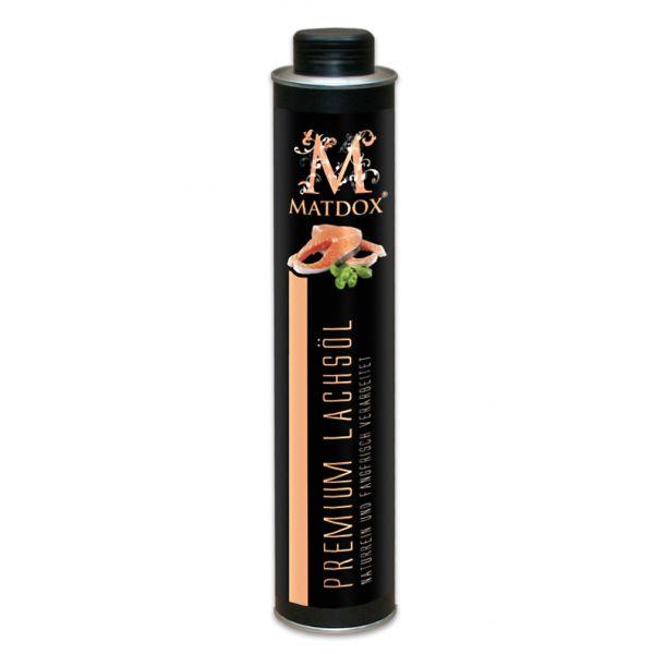 MATDOX Premium Lachsöl, 500ml